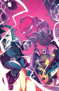 MEGA MAN FULLY CHARGED #6 (OF 6)—Cover A: Toni Infante