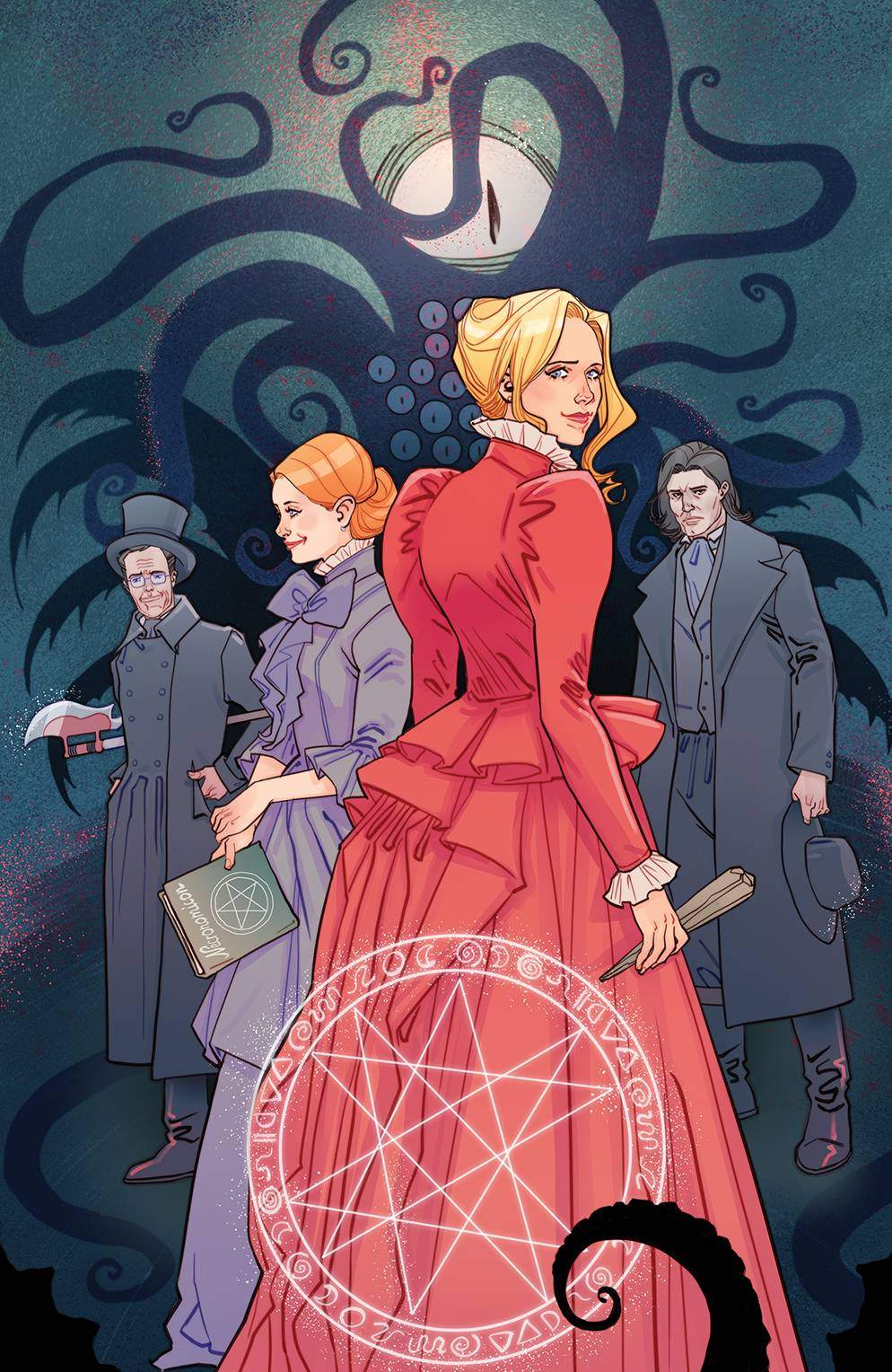 BUFFY THE VAMPIRE SLAYER #21—Cover B: Marguerite Sauvage