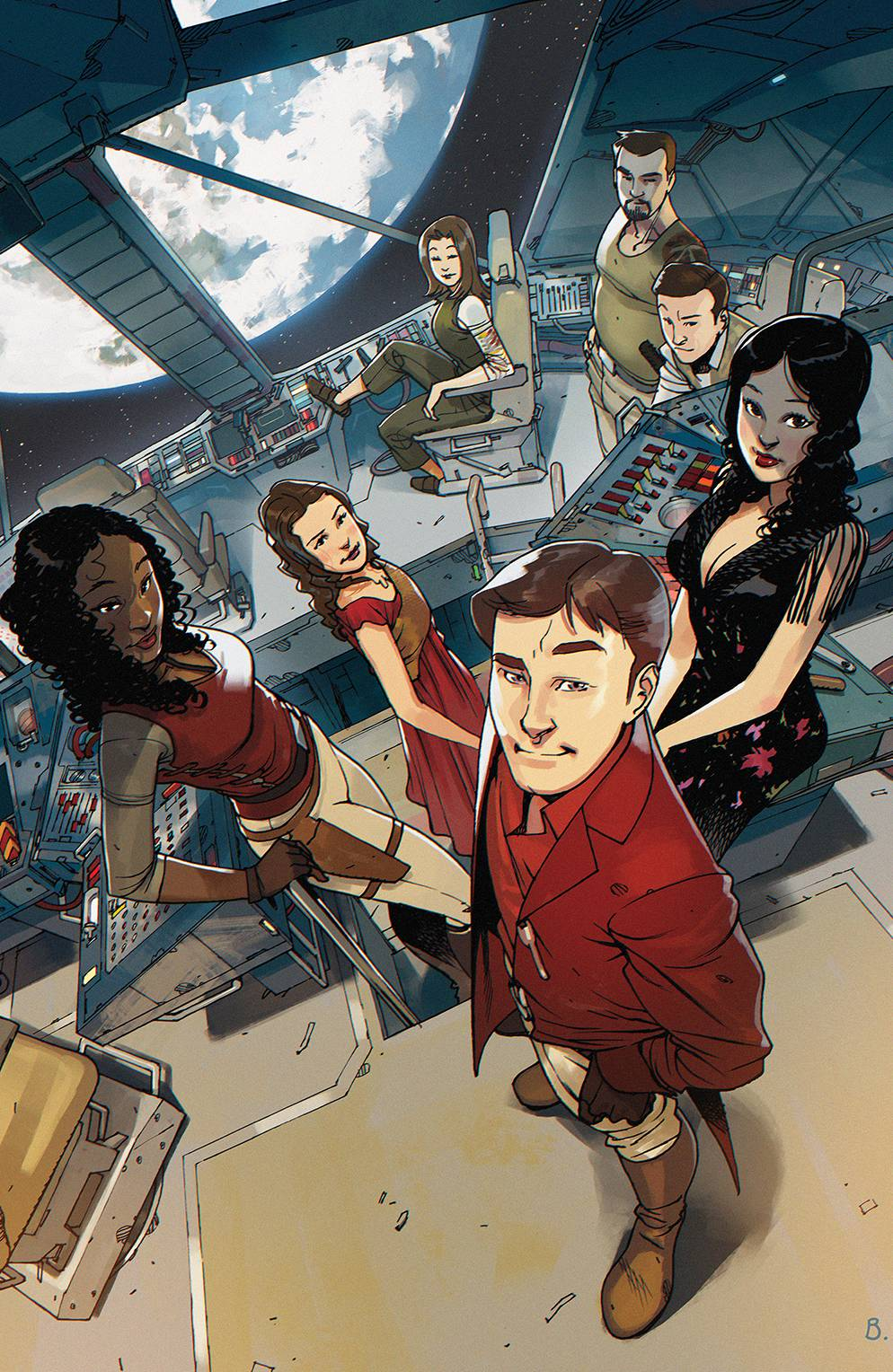 FIREFLY #25—Cover A: Bengal