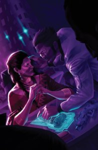 EXPANSE #2 (OF 4)—Cover B: Tigh Walker