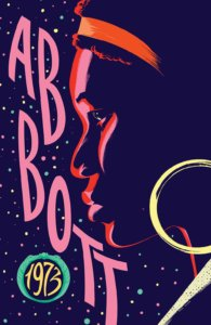 ABBOTT 1973 #1 (OF 5)—Cover B: Raul Allen