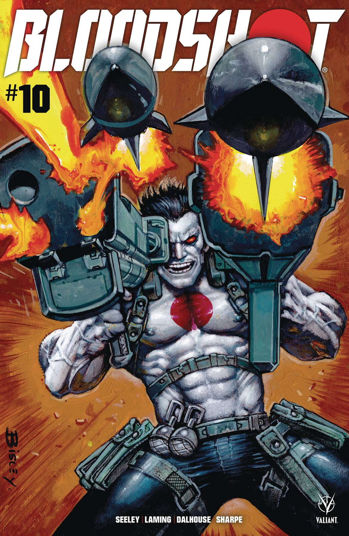 Bloodshot #10 Cover A