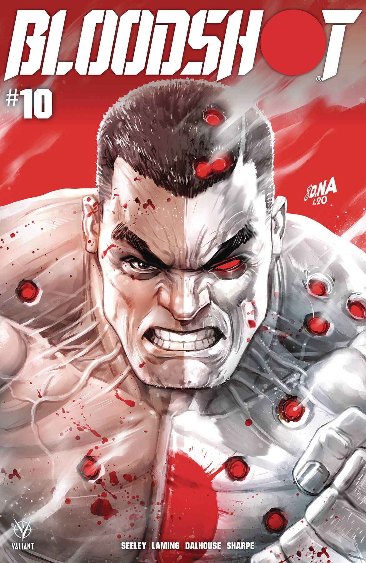 Bloodshot #10 Cover B