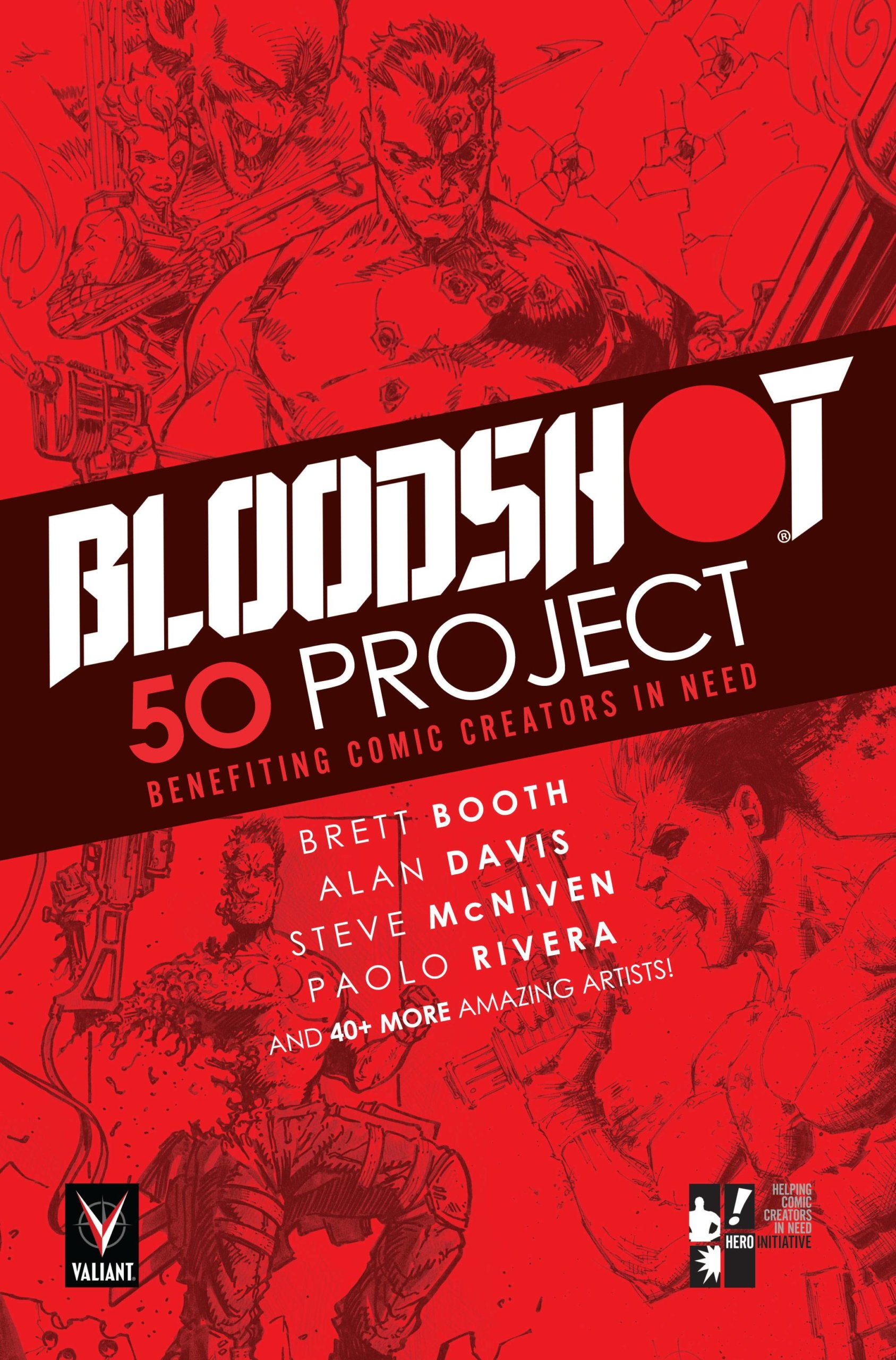 The Bloodshot 50 Project
