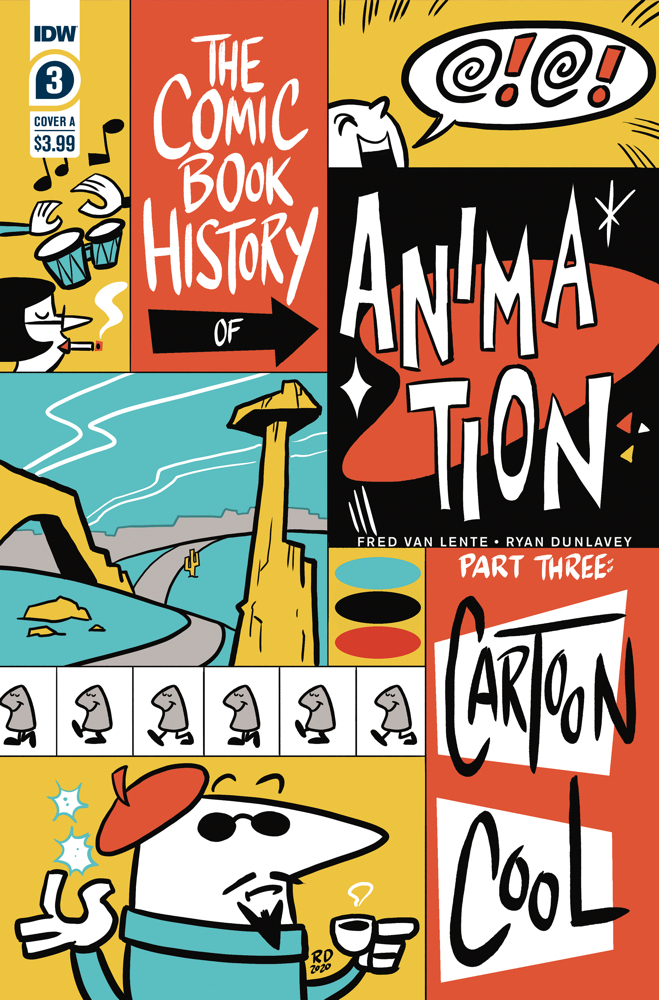 Comic Book History of Animation #3