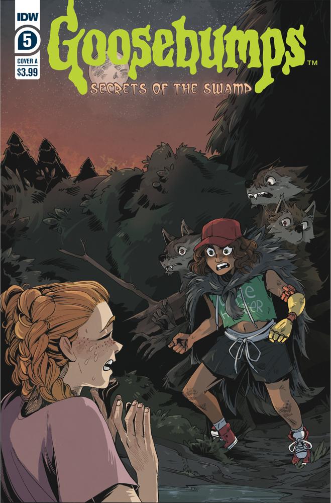 Goosebumps: Secrets of the Swamp #5