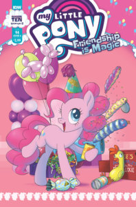 My Little Pony: Friendship is Magic #94—Cover A