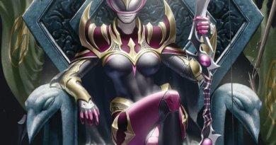 Power Rangers Drakkon New Dawn TP