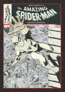 John Romita's The Amazing Spider-Man Artisan Edition