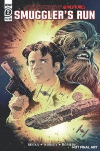 Star Wars Adventures: Smuggler's Run #2
