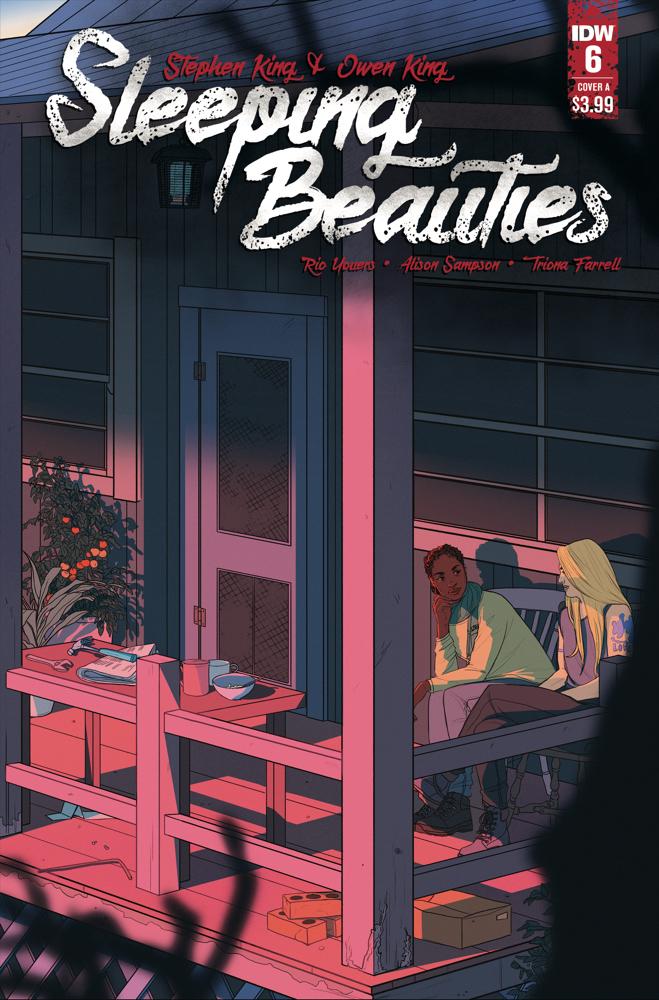 Sleeping Beauties #6 Cover A: Bex Glendining