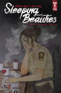 Sleeping Beauties #6 Cover B: Jenn Woodall