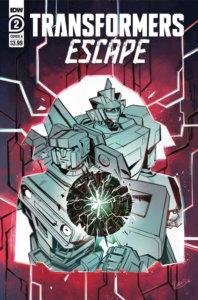 Transformers: Escape #2