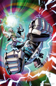 Transformers/Back to the Future #4