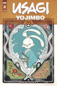 Usagi Yojimbo: Wanderer's Road #3