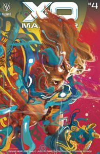 X-O Manowar #4 Cover C